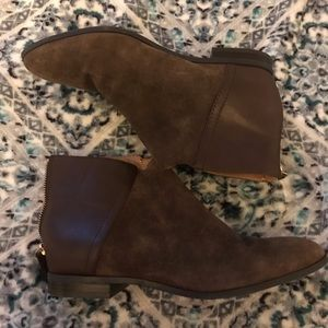 Nine West ankle boots 10